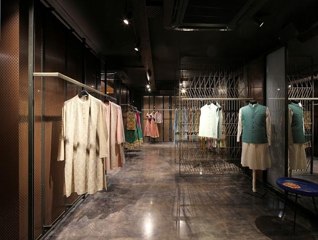 Fashion Designer Abhishek Gupta Launches His Flagship Store In New Delhi Pocket Press Release
