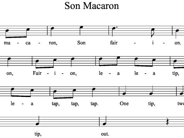 Son Macaron