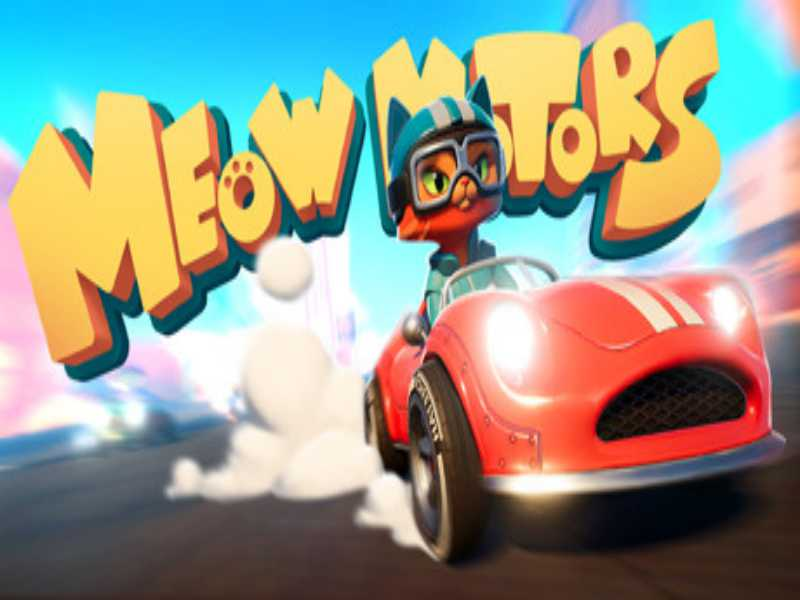 Download Meow Motors Game PC Free on Windows 7,8,10