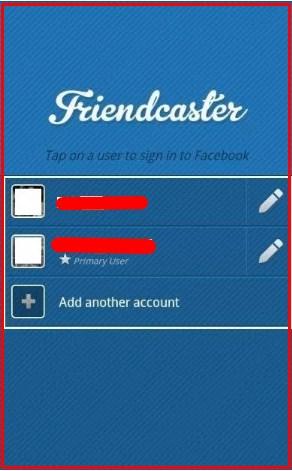 multiple facebook accounts login