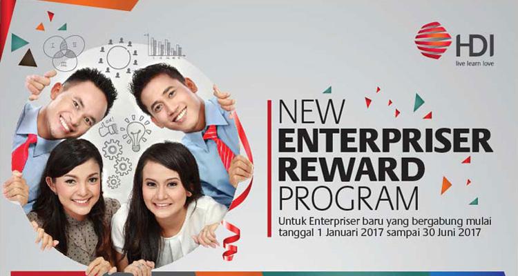 Enterpriser Reward Program