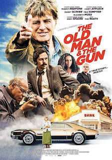 The Old Man & the Gun - Legendado