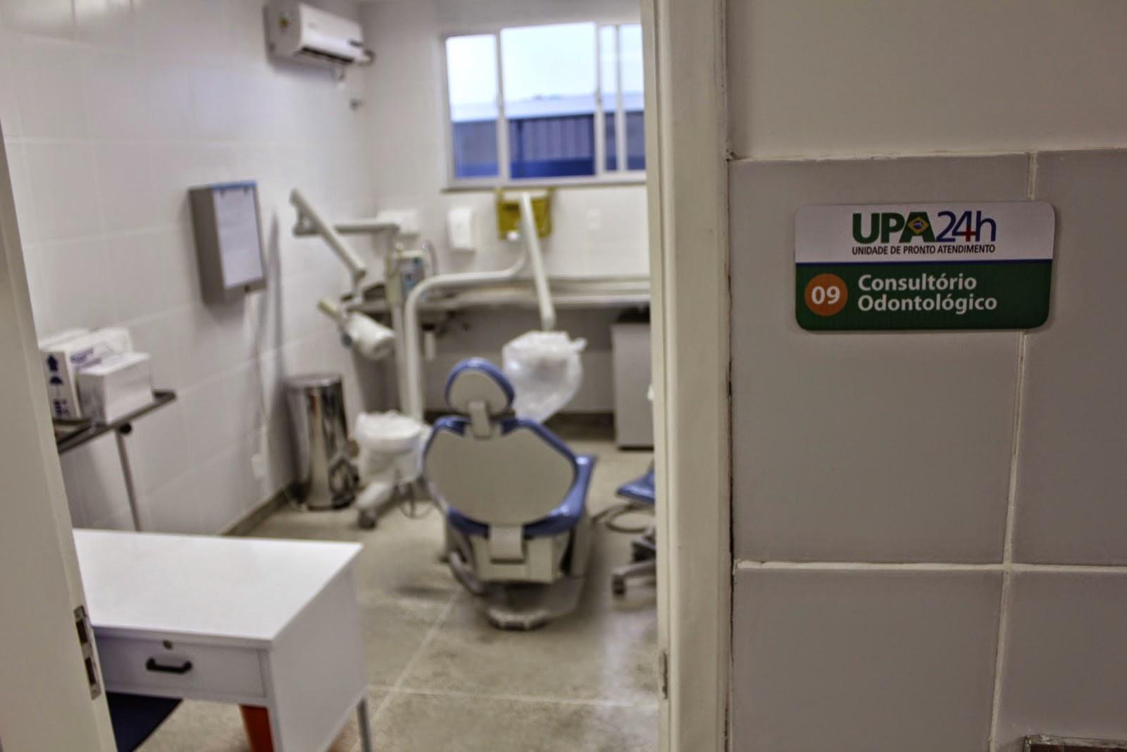 UPA San Martin oferece atendimento odontológico de urgência e emergência