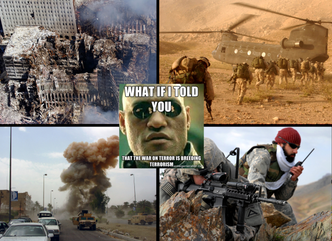 essays about war on terror This part of the globalissuesorg web site looks at the terrorist attacks in the usa that destroyed the world trade center and a part of the pentagon.