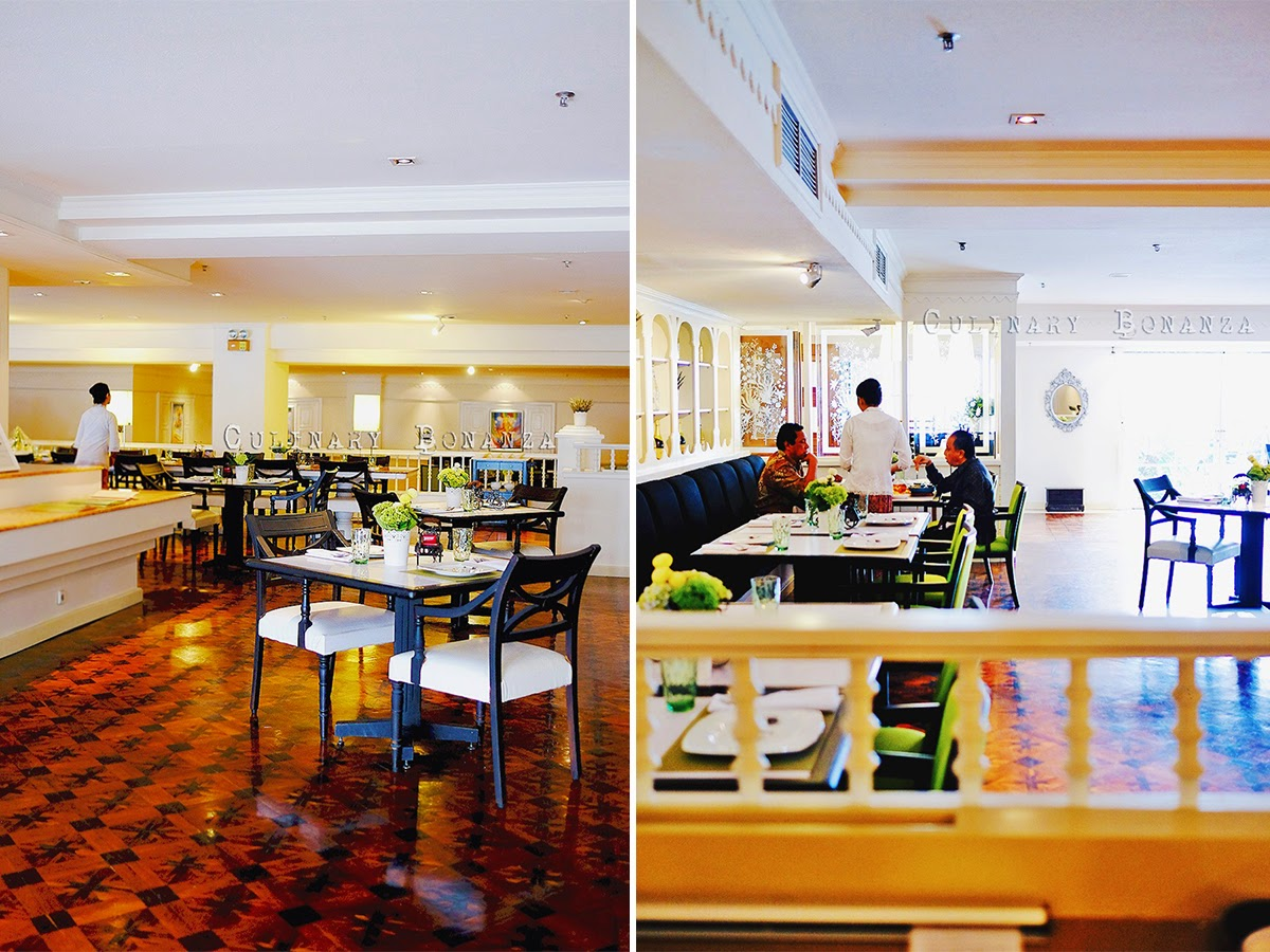 Bengawan Solo Restaurant at Grand Sahid Jaya Hotel