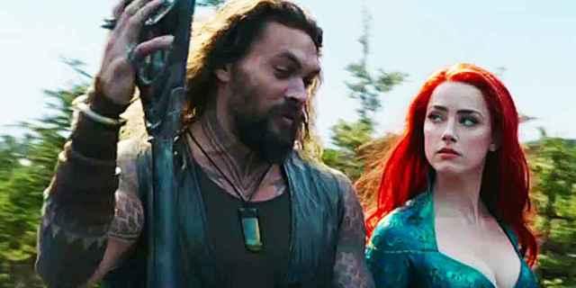 Nuevo Tv spot de Aquaman de la serie mundial lanzado online