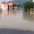 Forte chuva deixa várias casas alagadas em Irauçuba