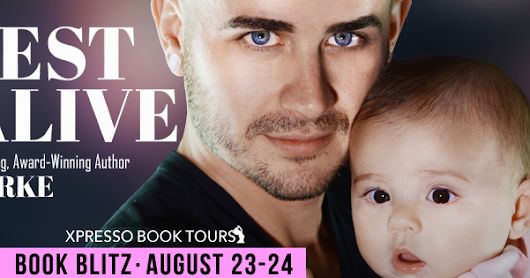 Book Blitz and Giveaway: Sexiest Dad Alive by M. Clarke