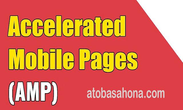 Jangan Pernah Ganti Template Blog AMP Jika Ragu-Ragu