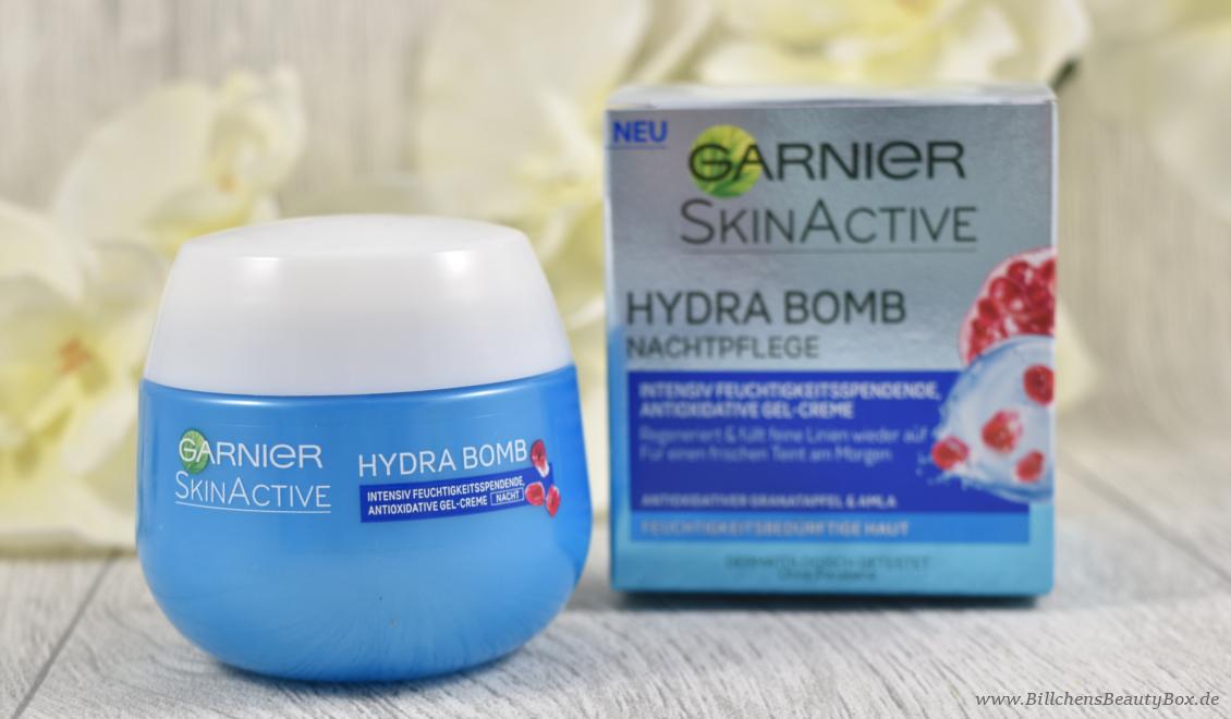 Garnier - Hydra Bomb Nachtpflege