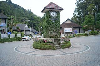 Tempat Menarik di Pahang : Fraser's Hill