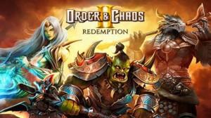 Order & Chaos 2 Redemption MOD APK 1.0.3d