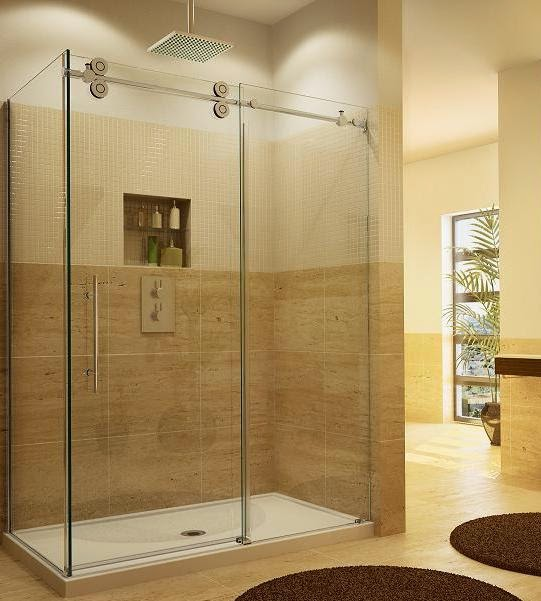 Installing Sliding Glass Shower Doors