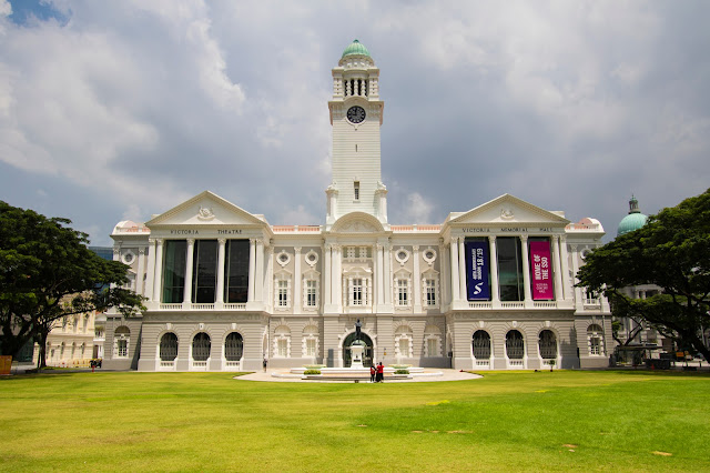 Victoria theatre-Singapore