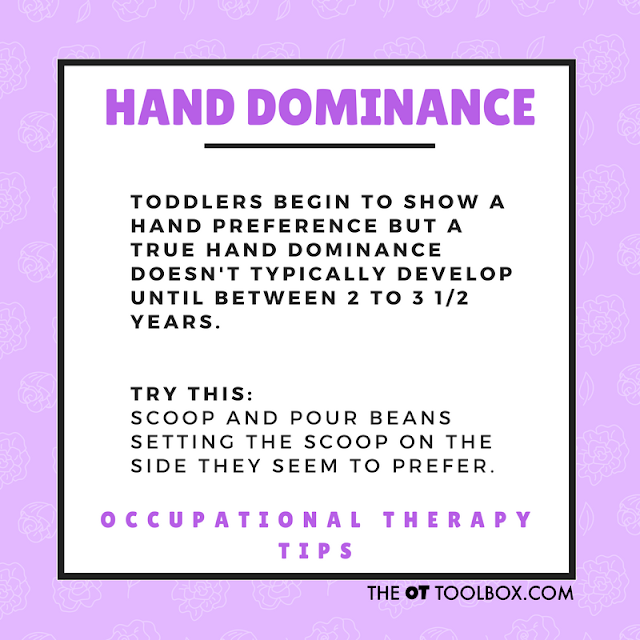 Laterality and hand dominance