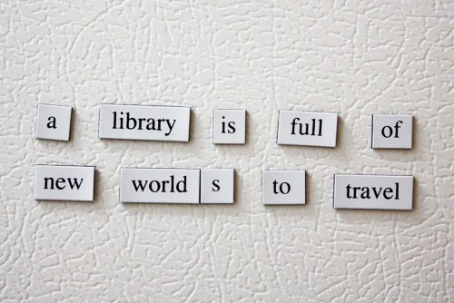Funny Quotes about Library