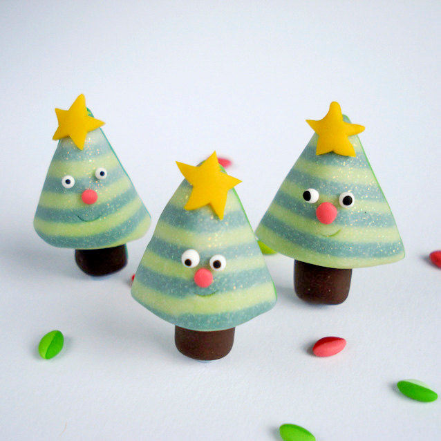 Christmas Tree Magnet - Little Creatures