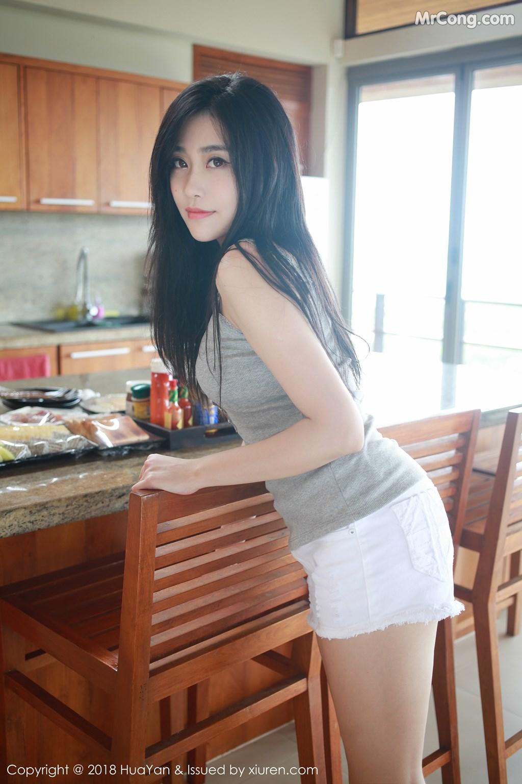 Image HuaYan-Vol.054-Sabrina-Xu-Nuo-MrCong.com-003 in post HuaYan Vol.054: Người mẫu Sabrina (许诺) (31 ảnh)