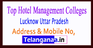 Top Hotel Management Colleges in Lucknow Uttar Pradesh