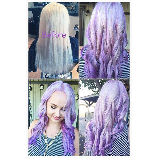 Beautiful Hair Coloring By Kelsie The Haircut Web