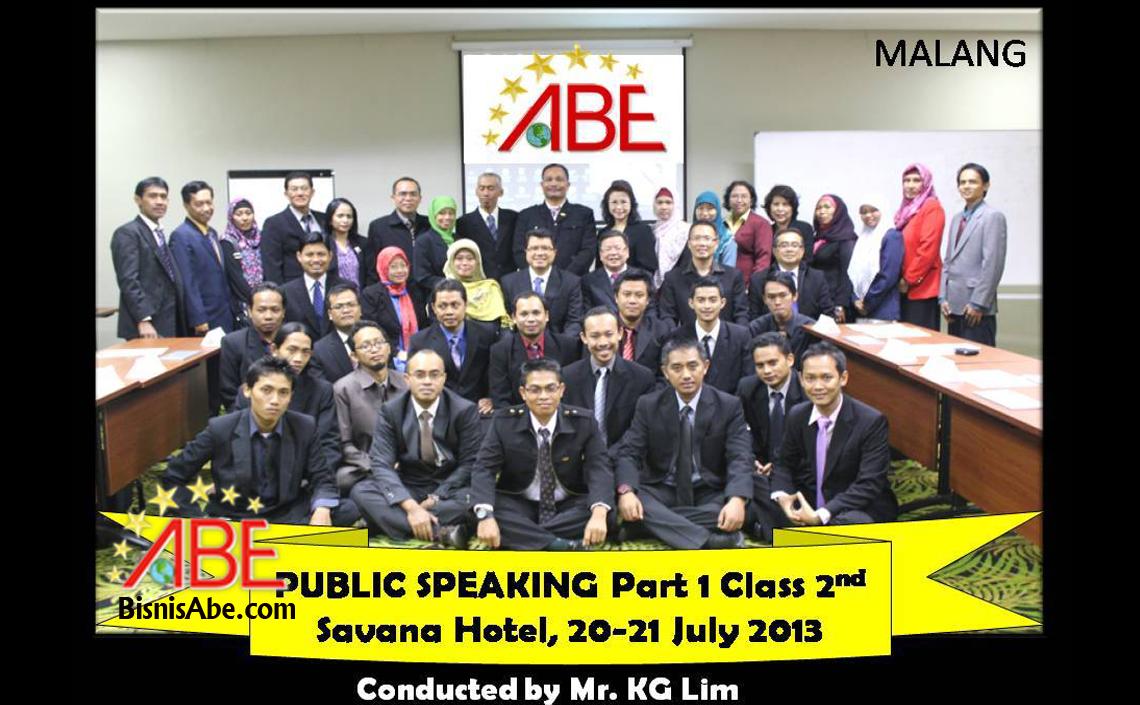 Acara PT ABE BisnisAbe.com