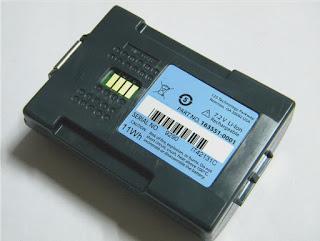 LXE 163467-0001 159904-0001 batterij
