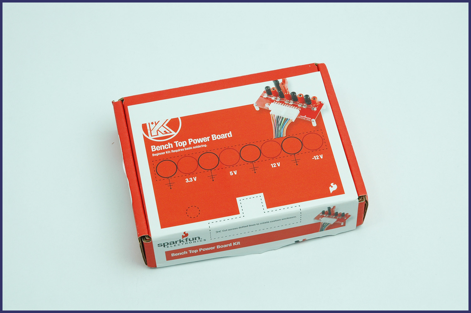Techunboxed: Sparkfun Bench Top Power Board Kit [Review]