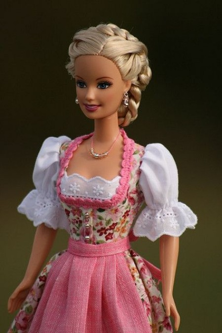 beautiful barbie images
