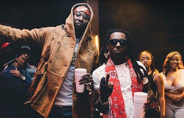 2 Chainz & Lil Wayne vão gravar clipes de 'Gotta Lotta' e 'MFN Right'