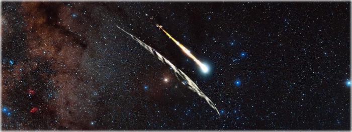 objeto interestelar passou mais próximo e antes de 'Oumuamua