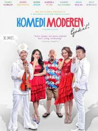 Download Film Komedi Modern Gokil (2015) DVDRip