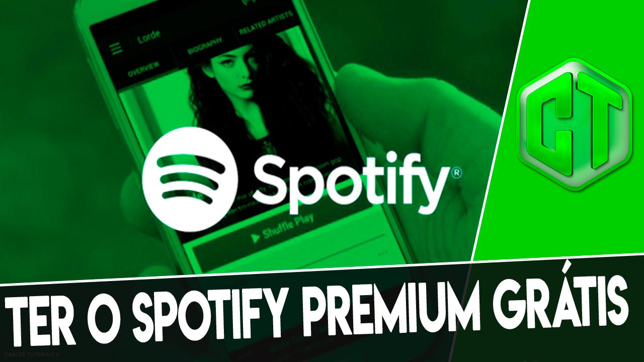 baixar spotify premium