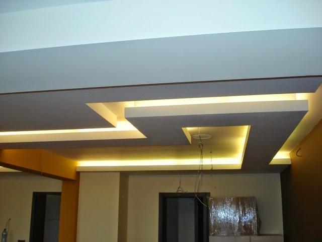 25 Most Recent False Ceiling Styles And Pop Style Catalog