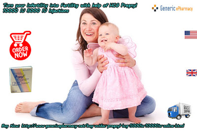 Buy HCG Pregnyl Online 10000 IU 5000 IU Injections at GenericEPharmacy USA UK