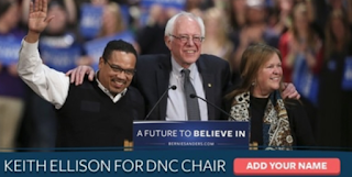 In Private Fundraiser, Ellison Blasted Israeli Influence Over U.S. Policy