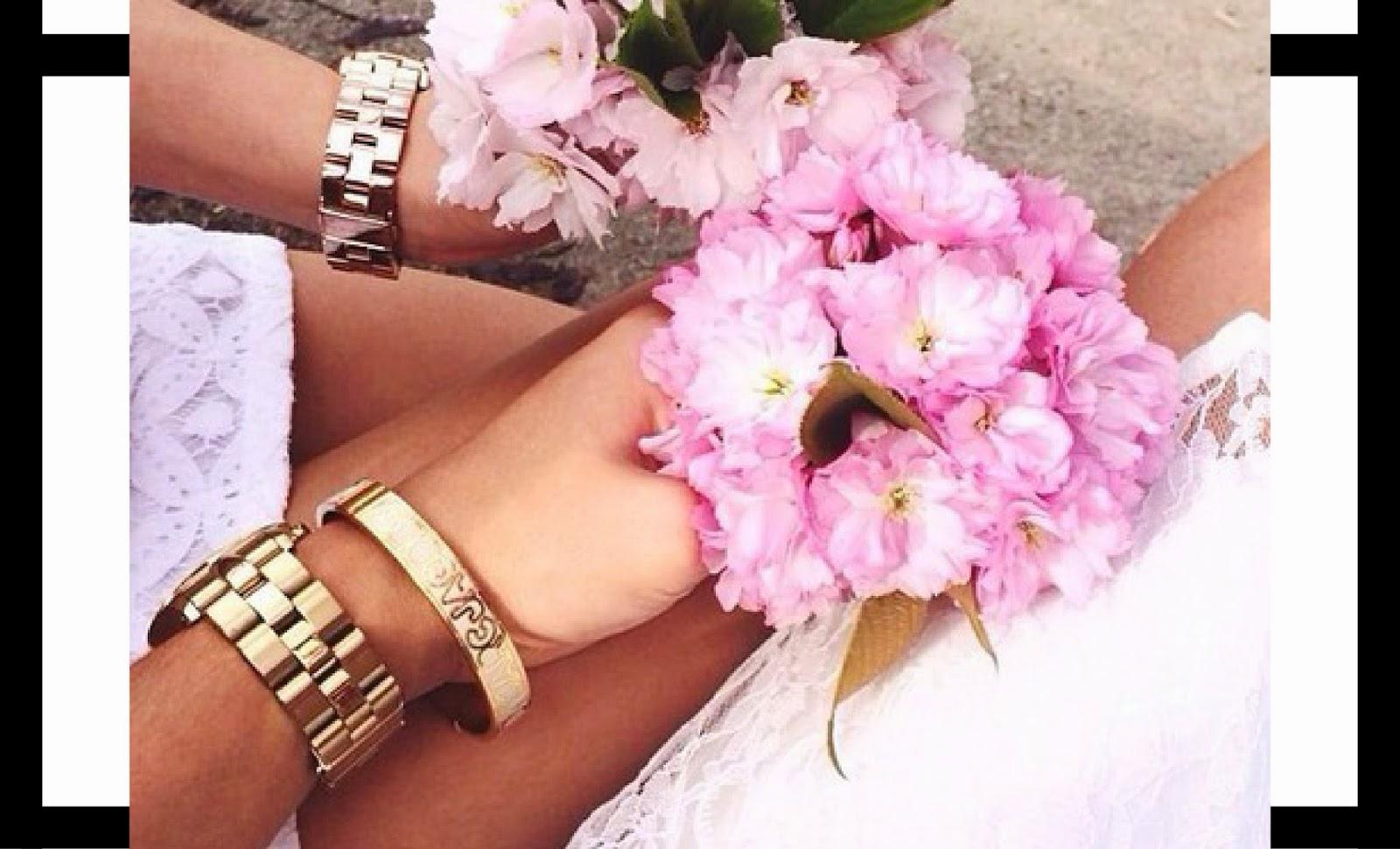 marc jacobs cartier bracelet flowers tumblr