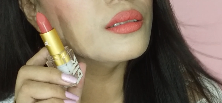 ANNE CURTIS' BLK BRIDAL LIPPIES LIMITED EDITION SWATCHES