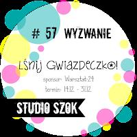 http://studioszok.blogspot.com/2017/12/wyzwanie-57-lsnij-gwiazdeczko.html