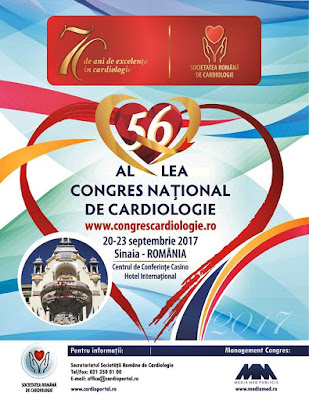 program inscrieri congresul de cardiologie sinaia 2017