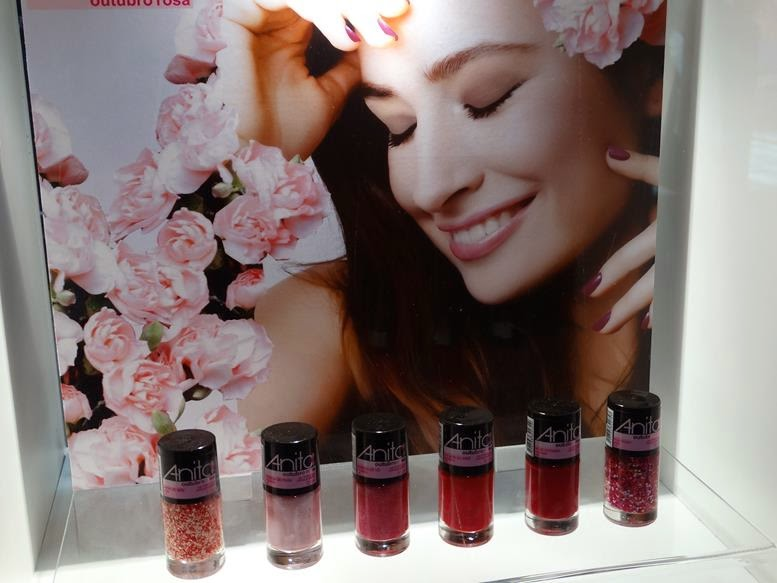 Beauty Fair 2014: Anita Esmaltes - Blog Grazi e Suas Maluquices