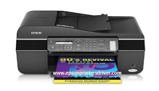 Epson Stylus NX305 Driver Download