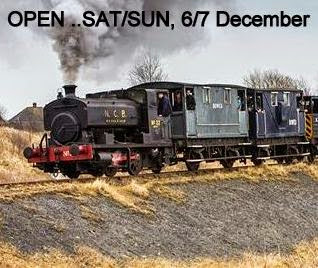 Bowes Railway Blog