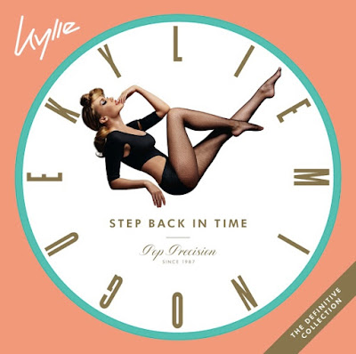 KYLIE to release 'Step Back in Time' - The Definitive collection on June 28
