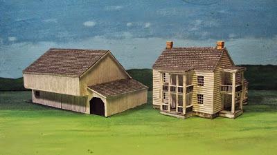 Buildings in Turmoil