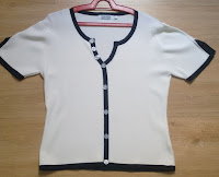 blusa tricot Ça-va tam G