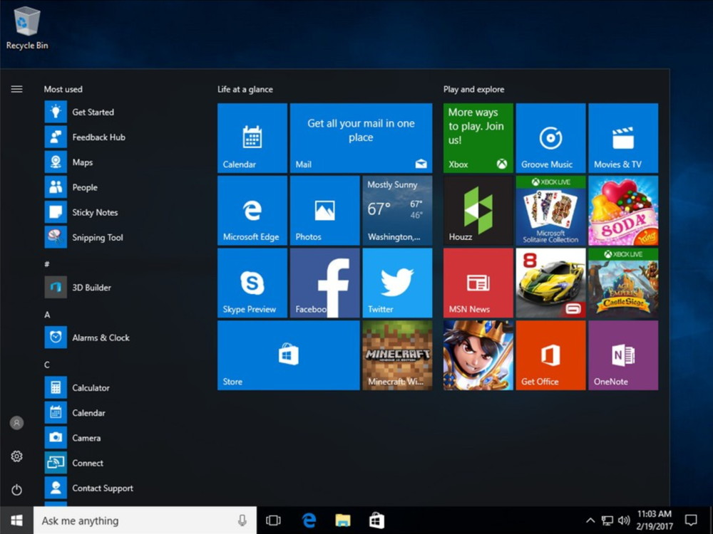 Windows 10 pro espa ol preactivado 32 y 64 bits for Window 10 pro