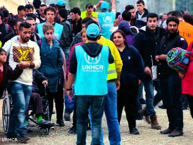 Running Out of Cash, UNHCR Need $270 for Syrian Refugees