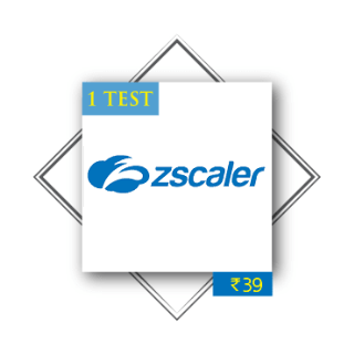 Download Zscaler Placement Papers