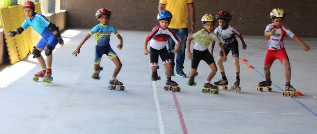 private skating classes in Hyderabad