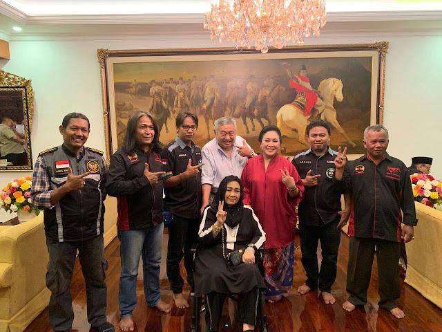 Prihatin Nasib Pengemudi Ojek, 2 Putri Presiden RI akan Bentuk Koperasi KOI & KOPI